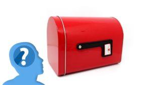 PTT : Peut-on envoyer des objets par lettres ?